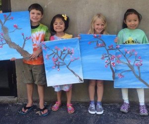 Children love to express their creativity and Connecticut offers art classes for kids of all ages.