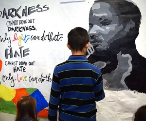 Join the Arts Council of Princeton to celebrate the life and legacy of Dr. Martin Luther King Jr. with a day of interactive workshops, music, and discussions. Photo courtesy of the council