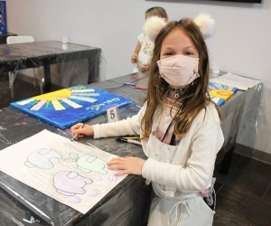 As You Wish offers safe and socially distanced arts and crafts classes and creative holiday camps mini-camps.