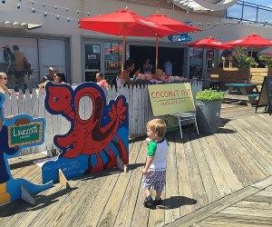 Asbury Park has a family-friendly boardwalk