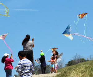 Let's go fly a kite! Photo courtesy of Ascot Hills Park