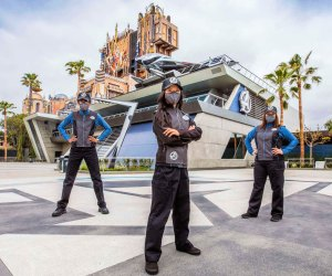 Avengers Campus opens this month at Disney California Adventure Park. Photo by Christian Thompson/Disneyland Resort