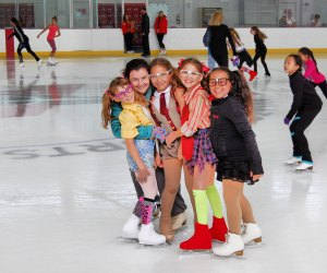 Rent out Aviator's indoor ice rink at your own leisure for your next party!