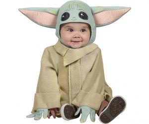 Kids' Halloween Costume Ideas: Baby Yoda