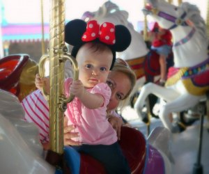 Things To Do With Los Angeles Babies: Baby's first trip to Disneyland