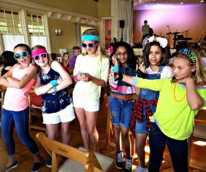 Let your tween tap into their inner rock star. Photo from Bach to Rock