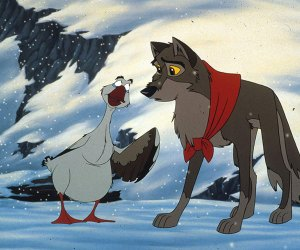 Catch a showing of Balto at the Jacob Burns Film Center on Saturday. Photo courtesy of Universal Pictures