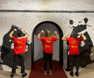 Every Immersive Art Experiences for Kids in LA: Banksy