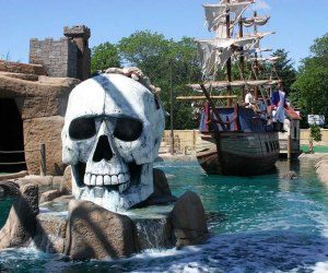 Head to the pirate -themed Bayville Adventure Park or explore one of these other local amusement parks.