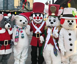 For a big dose of holiday cheer spend a day at Bayville Winter Wonderland. Photo courtesy of the event