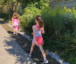 The Atlanta BeltLine makes a perfect afternoon of outdoor exploring with kids.