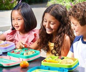 Top Kids' Lunch Box Options in 2021: Bentgo Kids