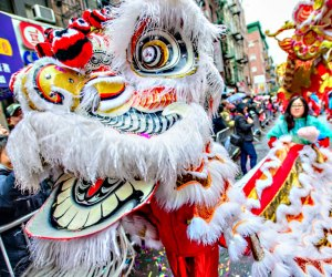 Join the festivities at the Lunar New Year Parade in Chinatown. Photo by Bob Dea for Better Chinatown USA