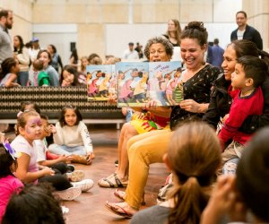 Baby Wordplay classes introduce little ones to literacy.