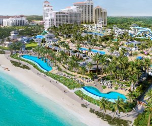 Prepare yourself for the awesomeness of Baha Mar. Photo courtesy the resort