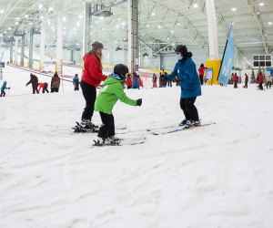 Hit the slops indoors a Big Snow inside  American Dream Mall. Photo courtesy of Big Snow American Dream