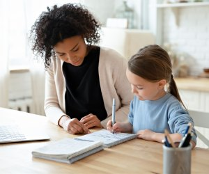 You can find both in-person and online tutoring for your child in the Houston area.