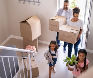 Moving day! Get the inside scoop on everything you need to know about moving to LA with kids.