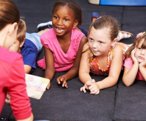 Kids can do homework, hear stories, do arts & crafts, and more at free after-school programs in LA.