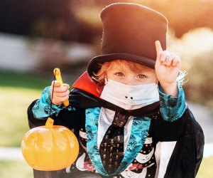Preschoolers delight in dressing up, but it's fun to have a little kid friendly Halloween event to show those costumes off at.