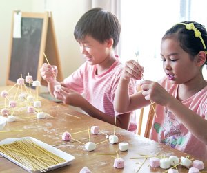 Snow day activities keep kids' hands busy all day!