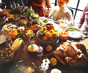 Enjoy a feast without the fuss at one of these New Jersey restaurants open on Thanksgiving this year. Photo by Mommy Poppins