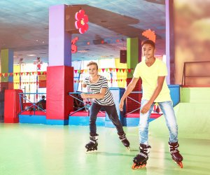 Roller Skating Rinks Are Still Great Spots For Socal Family Fun Mommypoppins Things To Do In Los Angeles With Kids