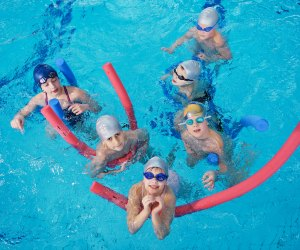 Find swim lessons and more classes for kids near Atlanta
