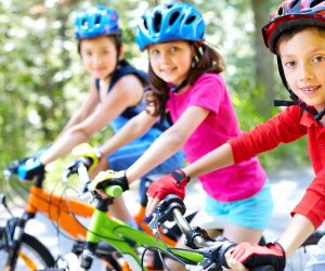Come to an important summer safety event: a Bike Safety Roundup on Saturday, August 18th at Chelsea Piers from 9am – 10am.  FREE safety event with plenty of fun giveaways - including bike helmets to the first 100 children who need one.