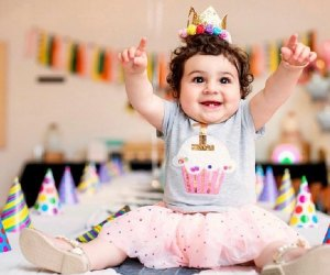 Let little kids be the star with a birthday party at the Play Arts play space.