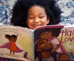 It's so important for kids to see themselves on the pages of books.