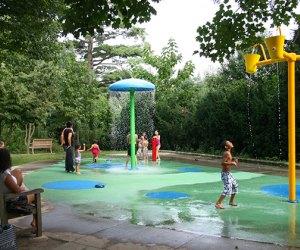 Blumenfeld Family Park splash pad