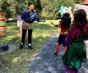 Trick-or-treat throught the Bronx Zoo during Boo at the Zoo