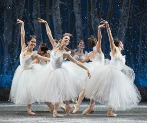 Photo by Rosalie O'Connor courtesy of Boston Ballet