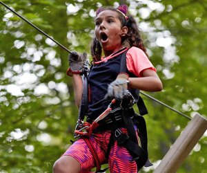 Visit Boundless Adventures, a family-friendly adventure park for thrill-seekers. Photo courtesy of the venue