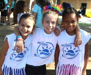 Make friends doing archery, canoeing, art, and more at Breezemont Day Camp in Armonk.