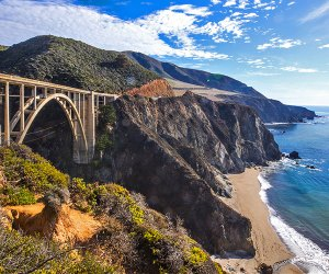 Road Trip on the PCH: Big Sur