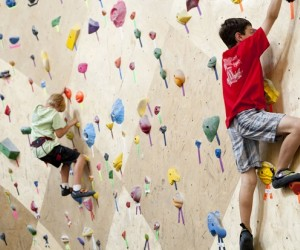 Indoor Rock Climbing Gyms And Parties For Boston Kids Mommypoppins Things To Do In Boston With Kids