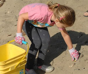 FREE Things Kids Can Do in LA: Clean up the beaches