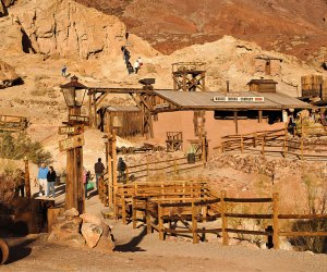 Family Road Trips From Los Angeles: Calico