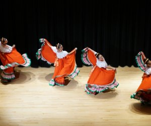Photo: Calpulli Dance Company, courtesy of the New Rochelle Public Library