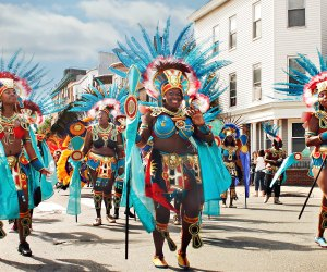 Don't miss the Cambridge Carnival International. Photo by Paul Bryan