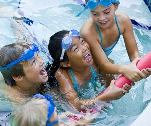 Summer camps help kids develop social skills and have fun