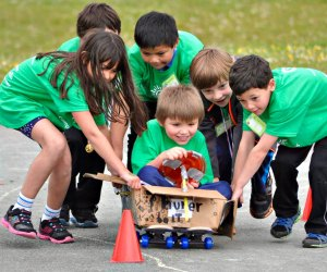 Photo courtesy of Camp Invention