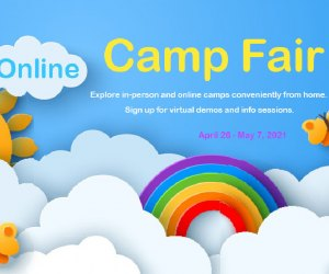 The 2021 Online Camp Fair opens this April!