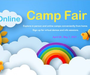 Visit the 2021 virtual summer camp fair to find new camps!