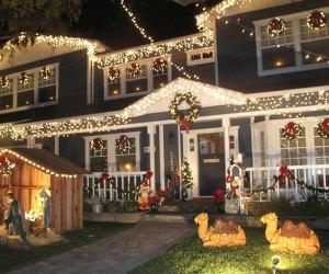 Christmas decorations Los Angeles