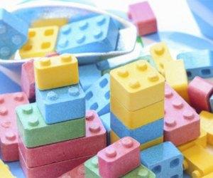 April Fools' Day Food Pranks: Edible Legos
