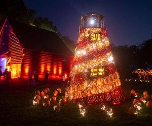 Great Jack O'Lantern Blaze at Old Bethpage Village Restoration