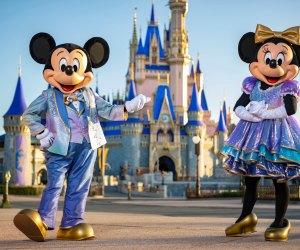 Visit Disney's Magic Kingdom with a trip to Orlando's incredible theme parks. Photo by Matt Stroshane/Disney